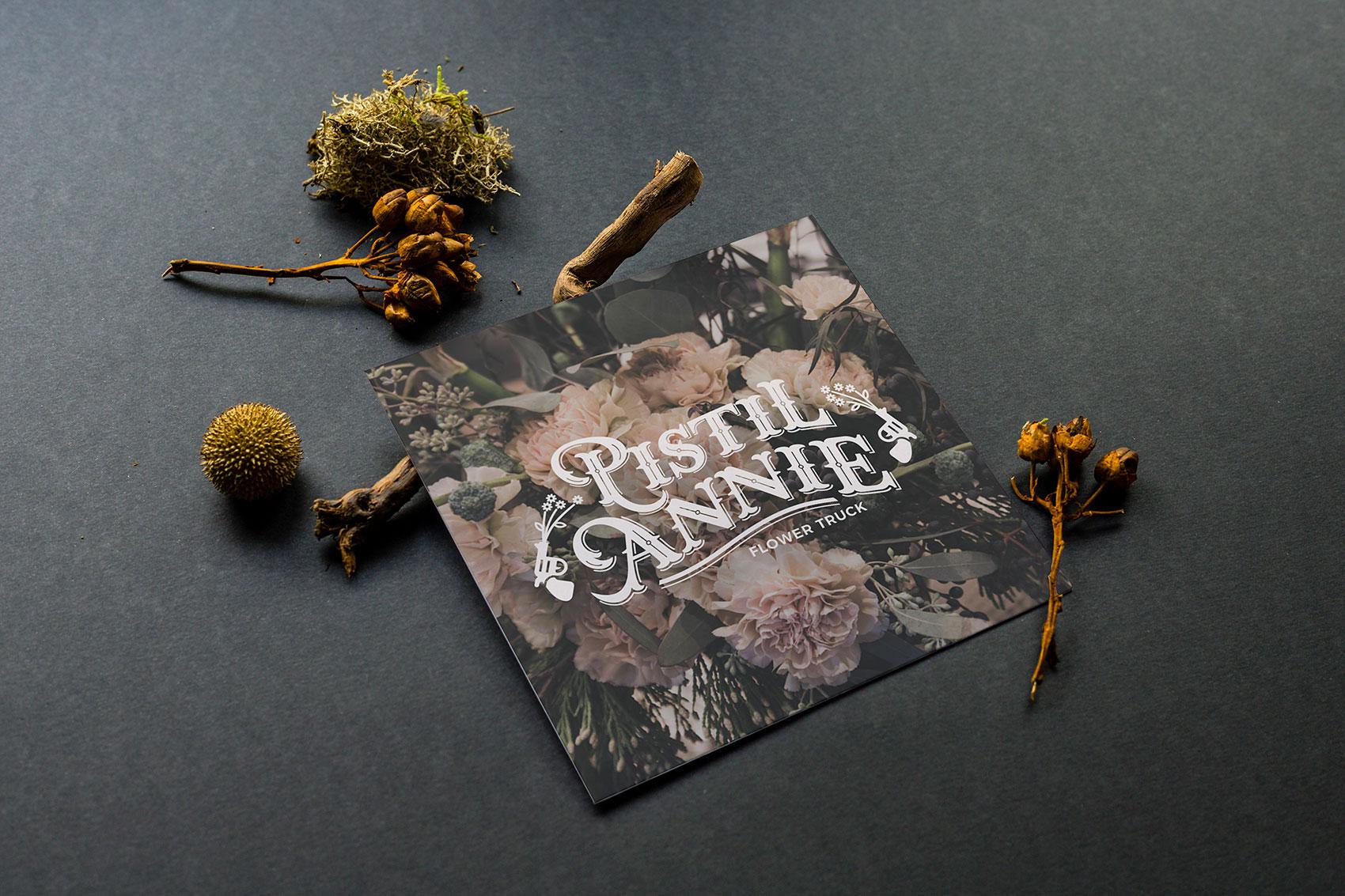 Pistil Annie Craft Arrow Design Agency